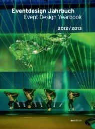 2012 / 2013 avedition Eventdesign Jahrbuch - Hagen Invent