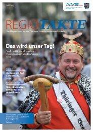 regiotakte - NVS Nahverkehrsservicegesellschaft Thüringen mbH