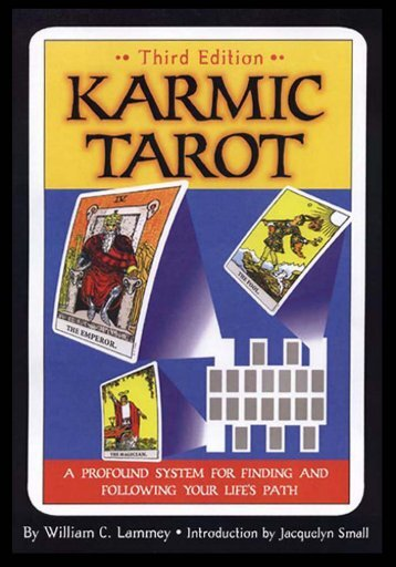Karmic Tarot: A Profound System for Finding and ... - myteacup