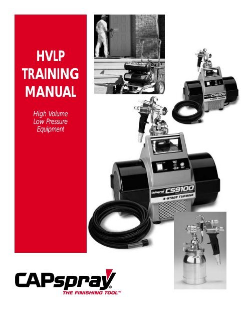Wagner Hvlp Training Manual Spray Tech Systems Inc