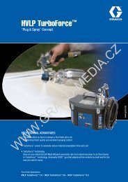 320602E , HVLP TurboForce™ -
