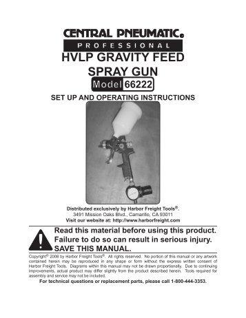 309999f Sharpe Cobalt Hvlp Gravity Feed Gun And Compliant