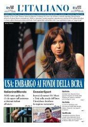 9 aprile - L'Italiano