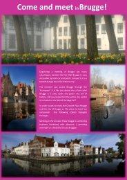 Meet and Sleep in Brugge - IHG Business Source