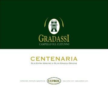 scarica pdf presentazione - Frantoio Gradassi