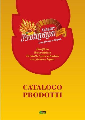 Scarica il nostro Catalogo Prodotti in formato .pdf (5M) - Panificio ...