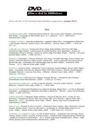 ELENCO Film.pdf - Pprg.Infoteca.It