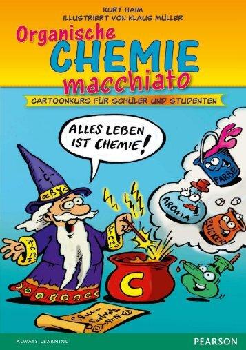 Organische Chemie macchiato - ISBN 978-3-8689 ... - Pearson Schule