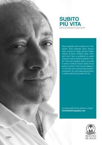 SUBITO PIÙ VITA - Molino Quaglia S.p.A.
