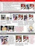 User Manual AEG Favola and Favola Plus - Lavazza Store - Page 4