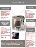 User Manual AEG Favola and Favola Plus - Lavazza Store - Page 6