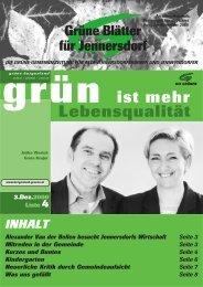 November(1) - Die Grünen – Burgenland
