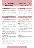 condensatori sistemi e filtri mt e at rifasamento industriale capacitors ... - Page 5