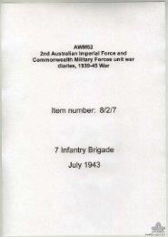 AWM52, 8/2/7/17 - Australian War Memorial