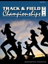 June 2012 TRACK & FIELD Championships - The Hub