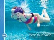 Hear Your World Master Brochure - Advanced Bionics
