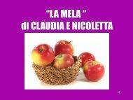 """""""LA MELA """" di CLAUDIA E NICOLETTA - scuolapirandellocomiso.it"""