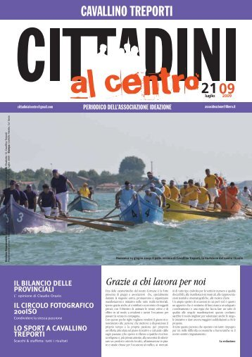 21 • Luglio 2009 - CTnews.it