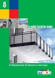 Rifacimento balconi - De Simoni & Franzosi Snc