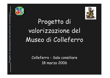 PDF - 10Mb - Cultura Lazio