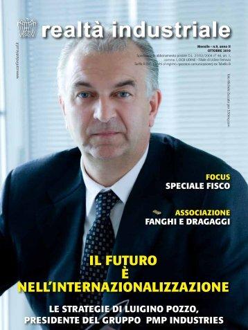 iL Futuro è neLL'internazionaLizzazione - Confindustria Udine