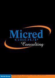 Micred Group Consulting