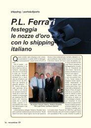 P.L. Ferrari - Porto & diporto