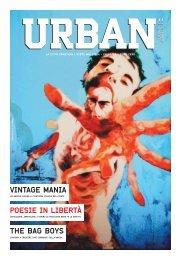 POESIE IN LIBERTÀ THE BAG BOYS VINTAGE MANIA - Urban