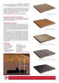 kronos tecnica - Pavimenti per esterni - Page 5