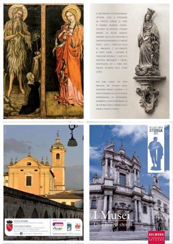 I Musei - Comune di Sulmona