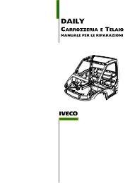 Iveco Daily (1999-2006) - Manuale carrozzeria - Giordano Benicchi