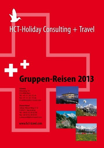 Katalog Download als PDF - bei HCT