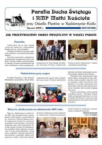 Parafia Ducha Świętego i NMP Matki Kościo³a