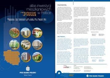 atlas inwestycji mieszkaniowych w Polsce - Nieruchomości