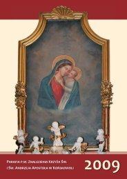 parafia pw znalezienia krzyża św. i św. andrzeja apostoła w ...
