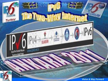 IPv6 Forum Roadmap & Vision 2010
