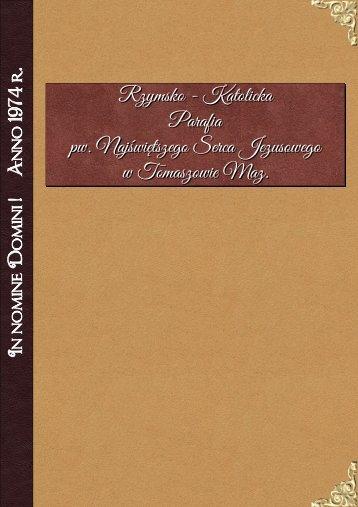 Zobacz wersję pdf - Parafia Najświętszego Serca Jezusowego w ...