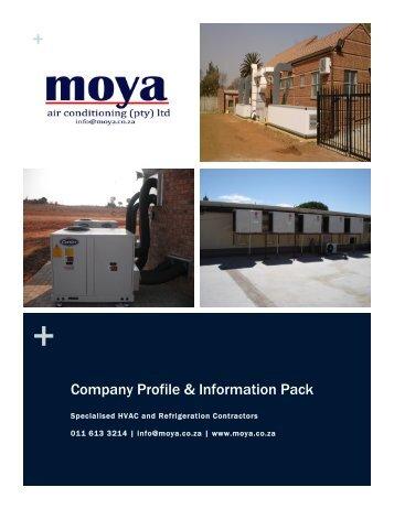 lorem ipsum - Moya Air Conditioning