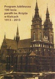 Pobierz program (plik pdf 6,4 MB) - Salezjanie w Kielcach - Kielce