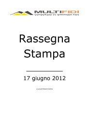 17 giugno 2012 - Pmi Ragusa
