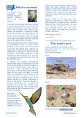 BirdWING Newsletter - Page 5