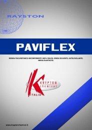[ITA] Scheda Tecnica PAVIFLEX - impermax
