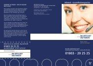 Infomed – Gesundheitswegweiser - BKK Wirtschaft & Finanzen