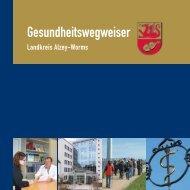 Gesundheitswegweiser - Landkreis Alzey-Worms