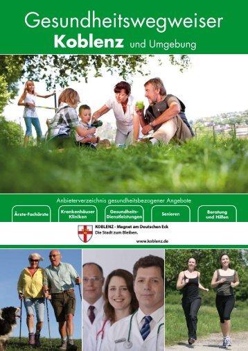 Gesundheitswegweiser Koblenz - Stadt Koblenz