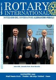 Luglio - Agosto 2012 - Rotary2060.eu