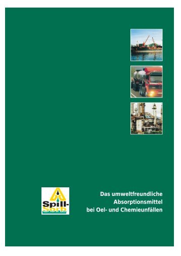 Spill-Sorb absorbents