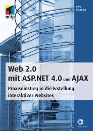 Web 2.0 mit ASP.NET 4.0und AJAX - IT-Fachportal.de
