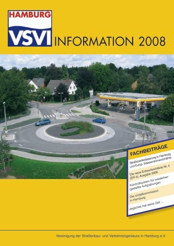 INFORMATION 2008 - VSVI Hamburg