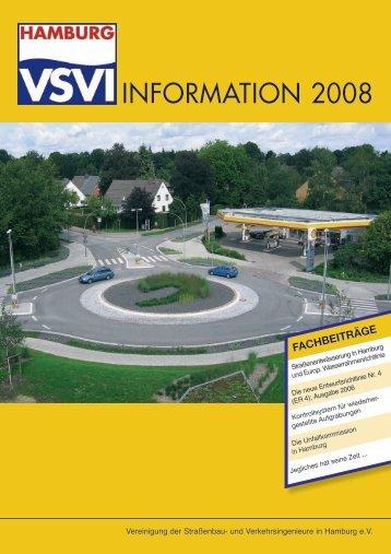 INFORMATION 2008 - VSVI Hamburg